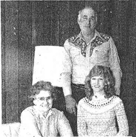 LeRoy, Jo and Donna