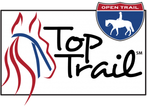 Top Trail recognizes participating riders and horses quarterly, monthly, and annually with Top Trail honors. Through the partnership established between both organizations, MFTHBA members and registered Missouri Fox Trotters will be eligible for additional recognition.